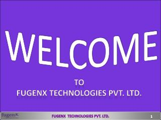 FuGenX Technologies Pvt. Ltd. - Mobile Apps & Game Development Company