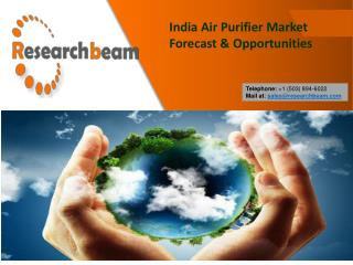 India Air Purifier Market Overview, Forecast and Opportunities– Research Beam