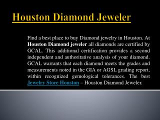 Jewelry Depot Houston - Best Jewelry Store Houston