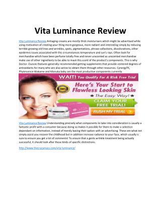 http://www.thecrazymass.com/vita-luminance/