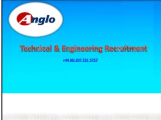 Engineering Recruitment Agencies