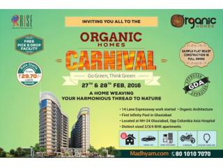 Organic Homes Carnival: 27 & 28 February
