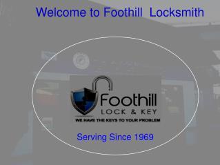 Locksmith in Arcadia