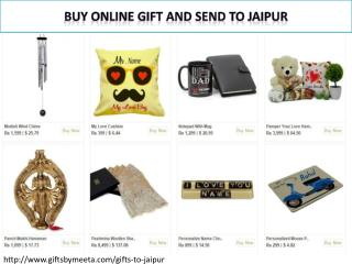 Express Your Feeling by Sending Gifts to JaiPur