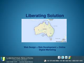 Liberating Solution - Web Development, SEO Perth,Sydney,Melbourne