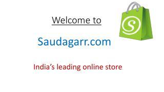 Saudagarr.com-online shopping store