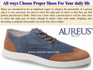 All ways Choose Proper Shoes For Your daily life