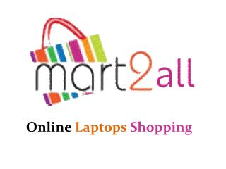 Online Laptops Shopping