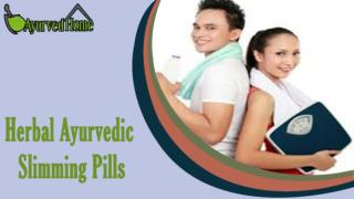 Herbal Ayurvedic Slimming Pills