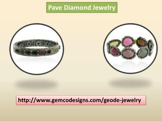 Select Your Pave Diamond - Gemco Design