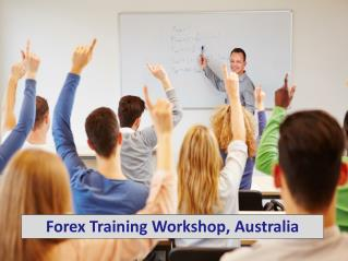 Free Forex Training Workshop Australia