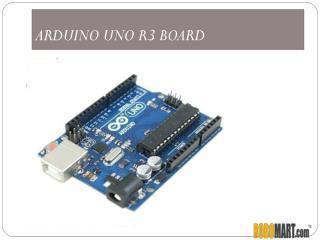 Arduino UNO R3 Board - Robomart
