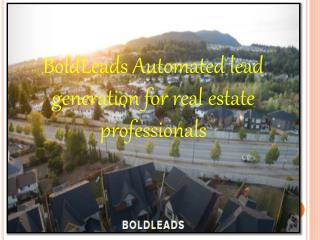 BoldLeads Review - Awesome Results Awesome Seller Lead System