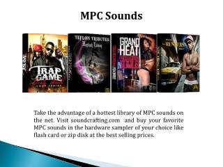 MPC Sounds