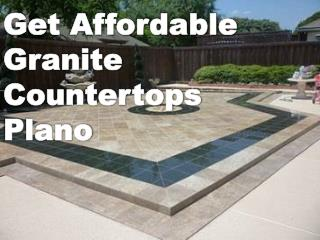 Get Affordable Granite Countertops Plano