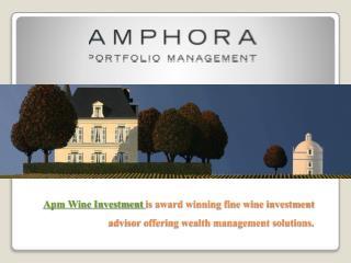 Amphora Portfolio Management