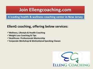 Health and Wellness Group Coaching Classes in New Jersey