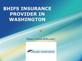Insurance Provider in Washington