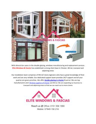 Windows Suppliers Wirral