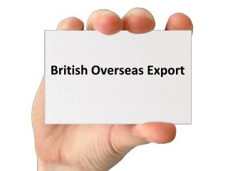 Explore Cider Wholesale Hong Kong | British Overseas Export