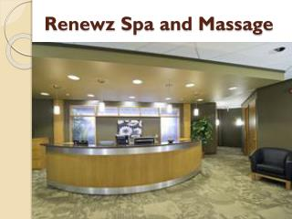 Douglasdale Massage – A Treat for the Body Mechanism