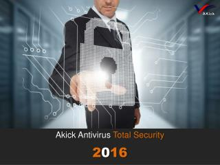 Akick - 2016 Best Computer Security Software