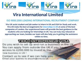 Top Immigration Consultants London