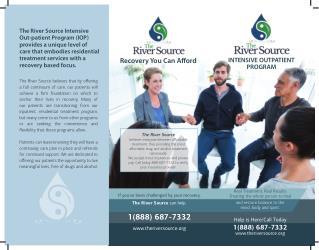 The River Source Intensive Out-patient Program