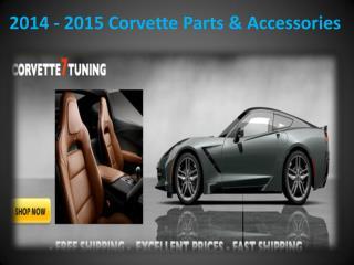2014 - 2015 Corvette Parts & Accessories