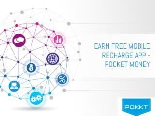 Earn free mobile recharge app with pocket money
