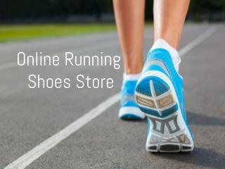 Online Running Shoes Store