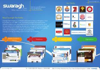 Website Design and SEO Services Bangalore