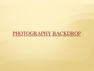 Photography Backdrop - Backdropsource AU