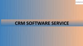 CRM Software Services