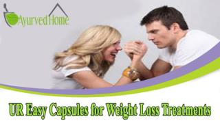 UR Easy Capsules for Weight Loss Treatments