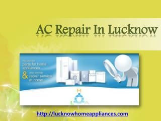 AC Repair In Lucknow
