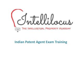 Eligibility criteria for Indian Patent Agent Exam - IP Academy Delhi