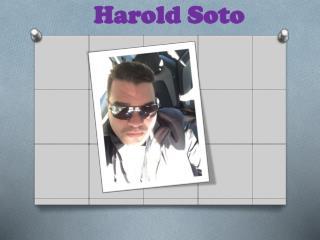 Harold Soto