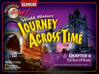 Journey Across Time: The Early Ages