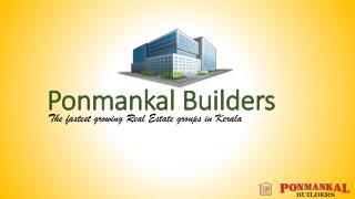 Ponmankal Builders | Leading Builders In Kottayam