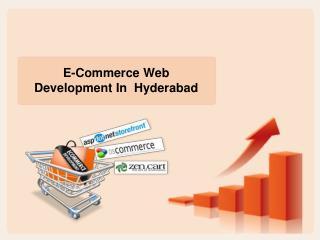 ECommerce Website Designing / Development Services Hyderabad | Bulk SMS/SEO Services in Hyderabad