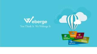 Weberge | web design Company India