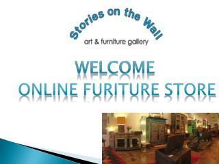 Online Furniture store in Perth