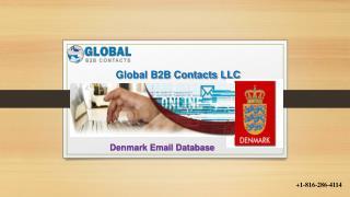 Denmark Email Database