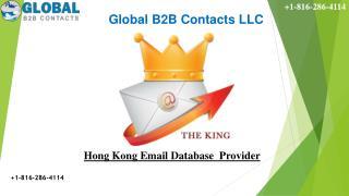 Hongkong Email Database