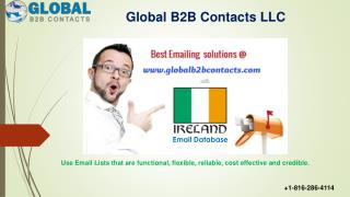 Ireland Business Email Database