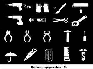 Hardware manufacturers UAE