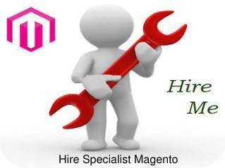 Hire Specialist Magento Programmer