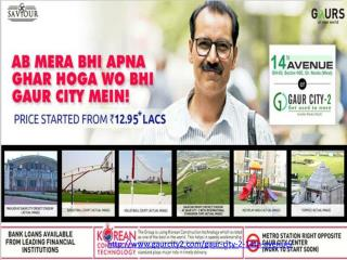 Gaur Smart Homes Flats Location