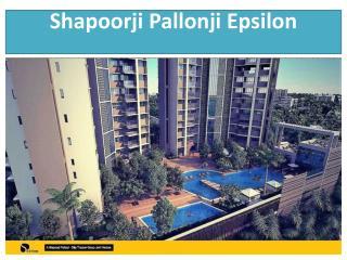 Shapoorji Pallonji Epsilon Kandivali East, Mumbai